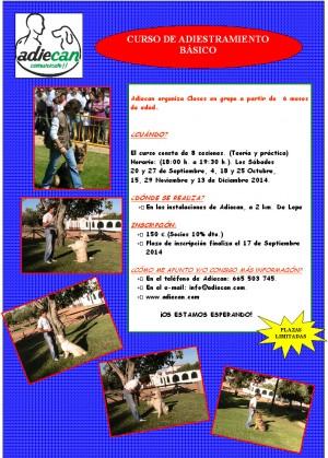 cartel-adiestramiento-octubre-2014